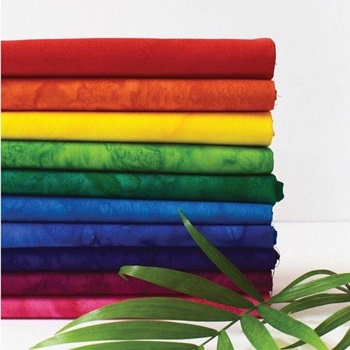 Lava Solids FQ Bundle Rainbow 10 FQs