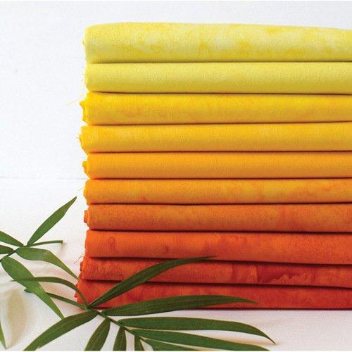 Lava Solids FQ Bundle Sunshine 10 FQs