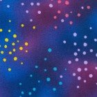 Laurel Burch Basic Color Dot Y0994-31 Royal Blue