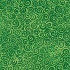 Laurel Burch Basics Swirl Y1293-21 Green