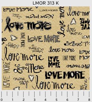 Love More 313 K