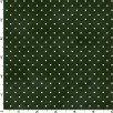 Beautiful Basics MAS609-G (Small white  dot on green)