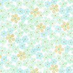 Glitz Flower MC6931 Aqua