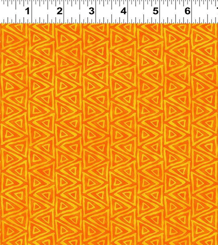 Mythical Jungle Y 2133-36 Orange