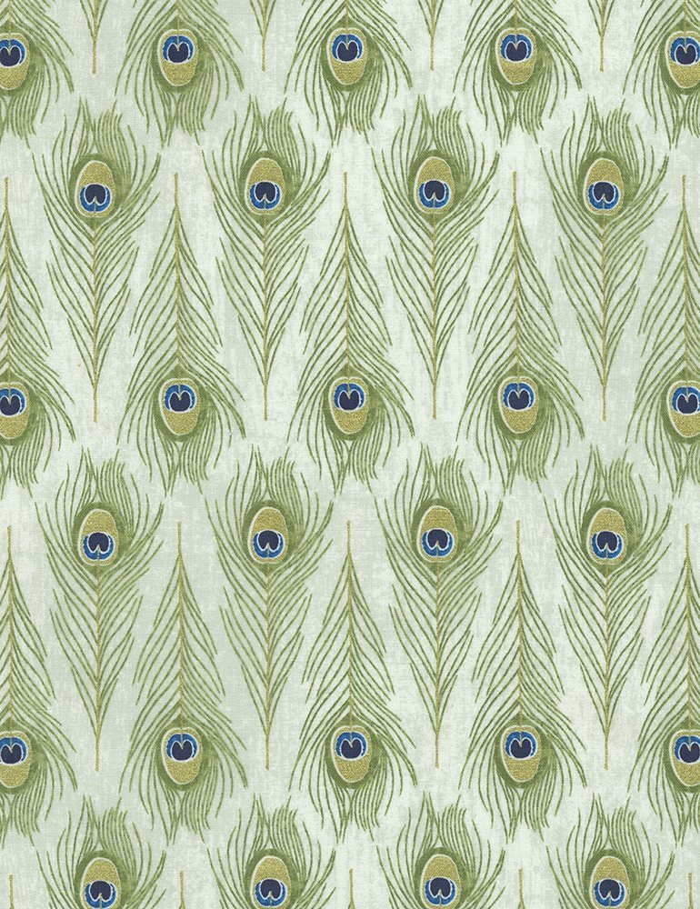 Peacock Feathers Vero CM5287 Cream
