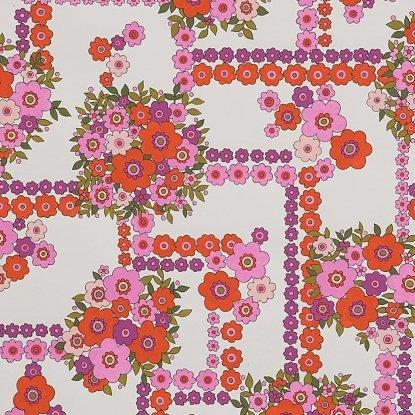 The Ghastlies 8789-B  A Ghastlie Bouquet Natural  on White
