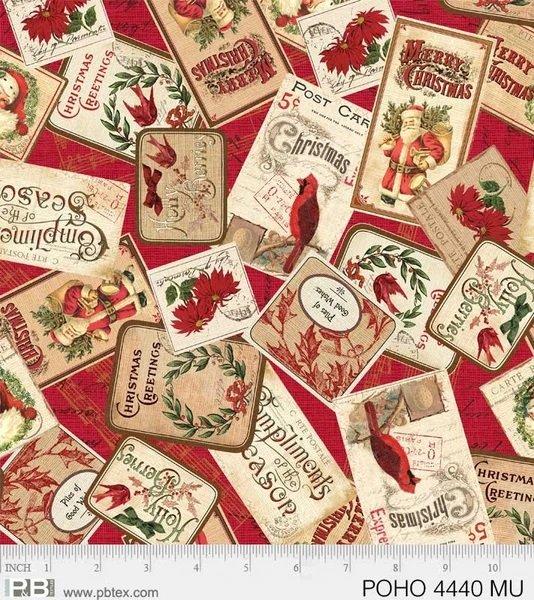 Postcard Holiday 4440 MU