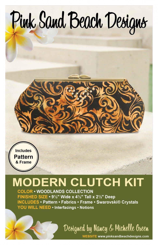 Modern Clutch Woodlands Kit