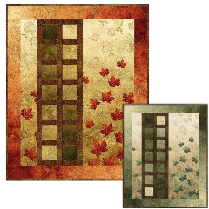A Glimpse of Autumn Quilt Pattern