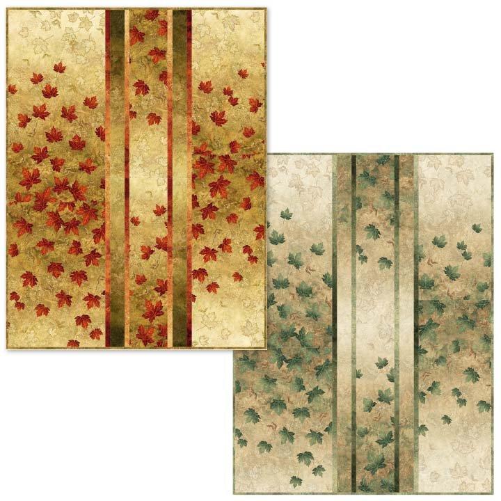 Windblown Quilt Pattern
