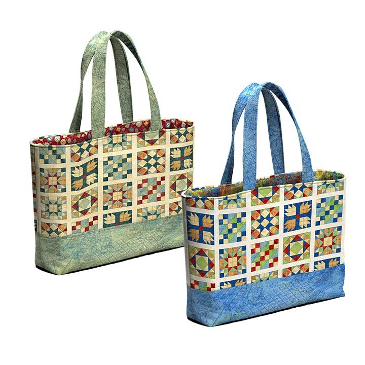 The Essential Tote Pattern ATB-154