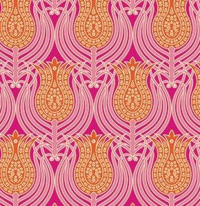 Notting Hill PWJD060 Tangerine