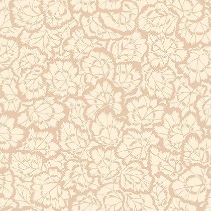English Garden PWSL059 Cream Pelargonium Leaves