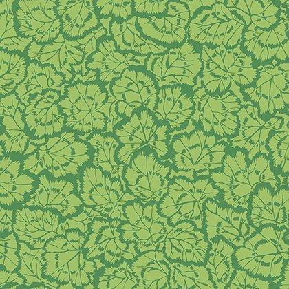 English Garden PWSL059 Green Pelargonium Leaves