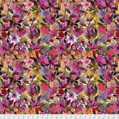 Garden Dreams  PWSN012 Pink Blooms