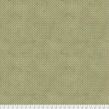 Merriment PWTH083 Leaf Medallion Green