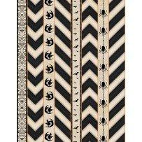 Something Wicked 84381-198 Ticking Stripe Ivory