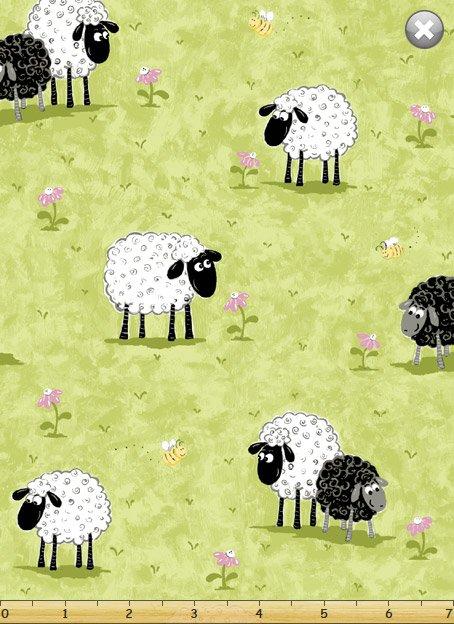 Lewe 20049-830 Sheep Meadow