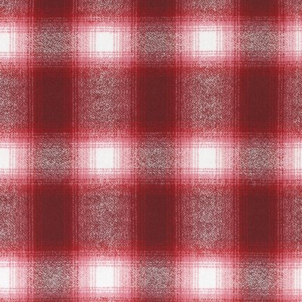 Mammoth Flannel SRKF 13933-3 Red