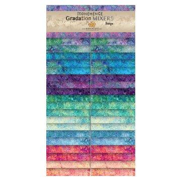 Stonehenge Gradations Strips Mixers SSTONE40-102