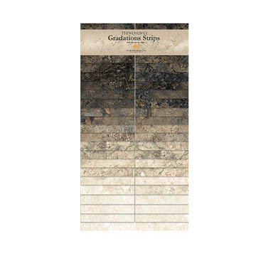 Stonehenge Gradations Strips Slate SSTONE40-97