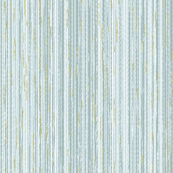 Home Sweet Home T7759-D7G Dusty Blue Gold