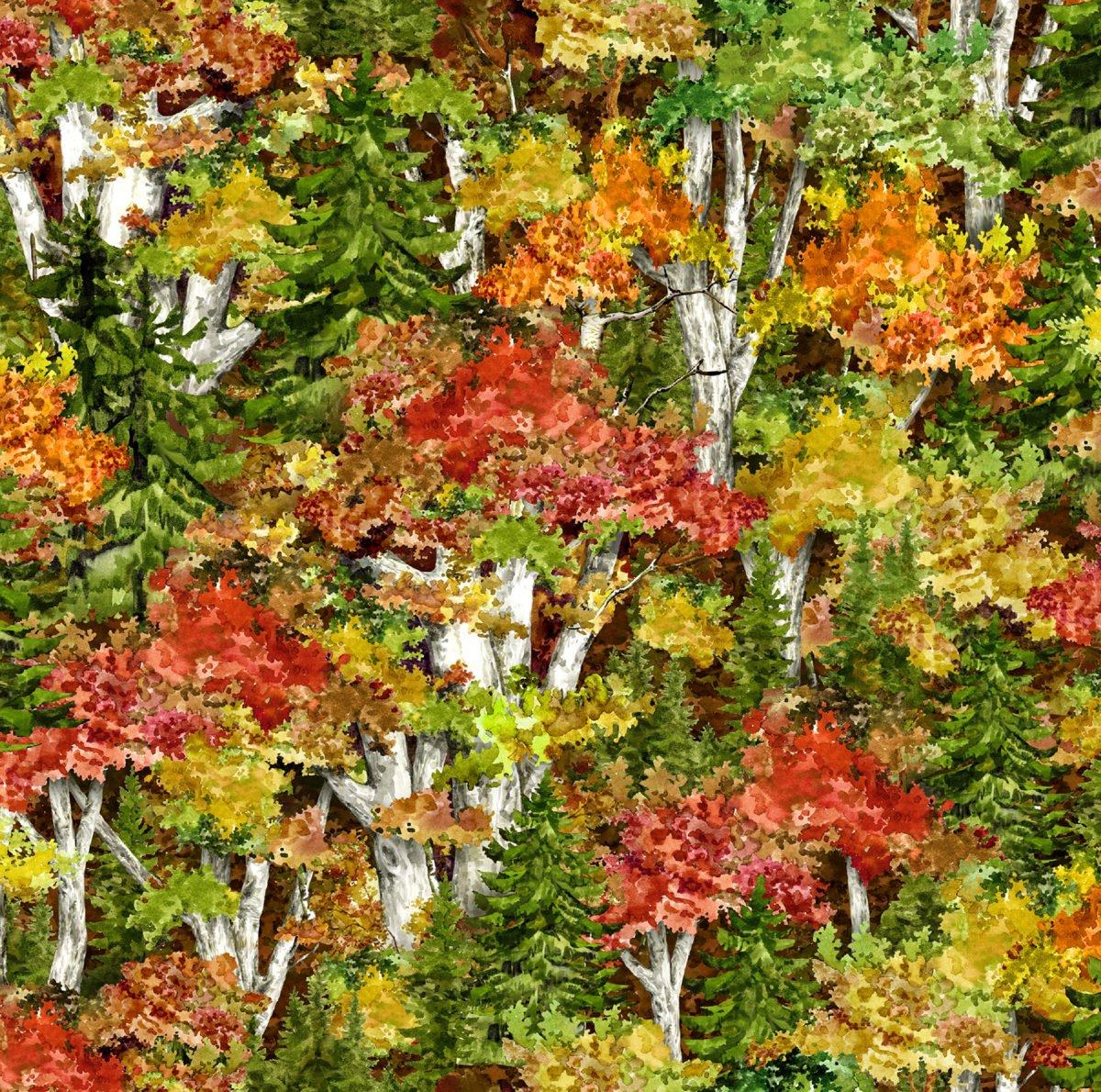 Tahoe OA593881 Woods Multe