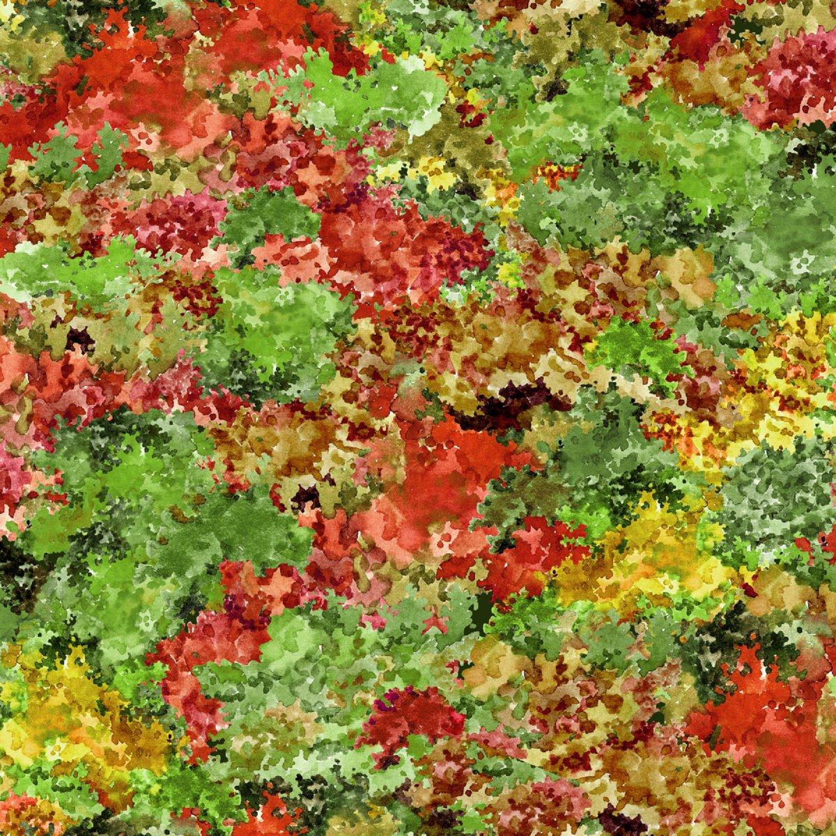 Tahoe OA593901 Leaves Multi