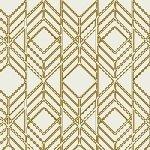 Leaf 52356-7 Gold