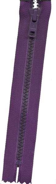 Vislon 1-Way Separating Zipper 22in Vatican # VSP22-865