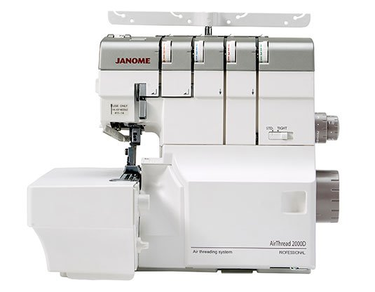 Janome 2000D Serger Jet Air Thread