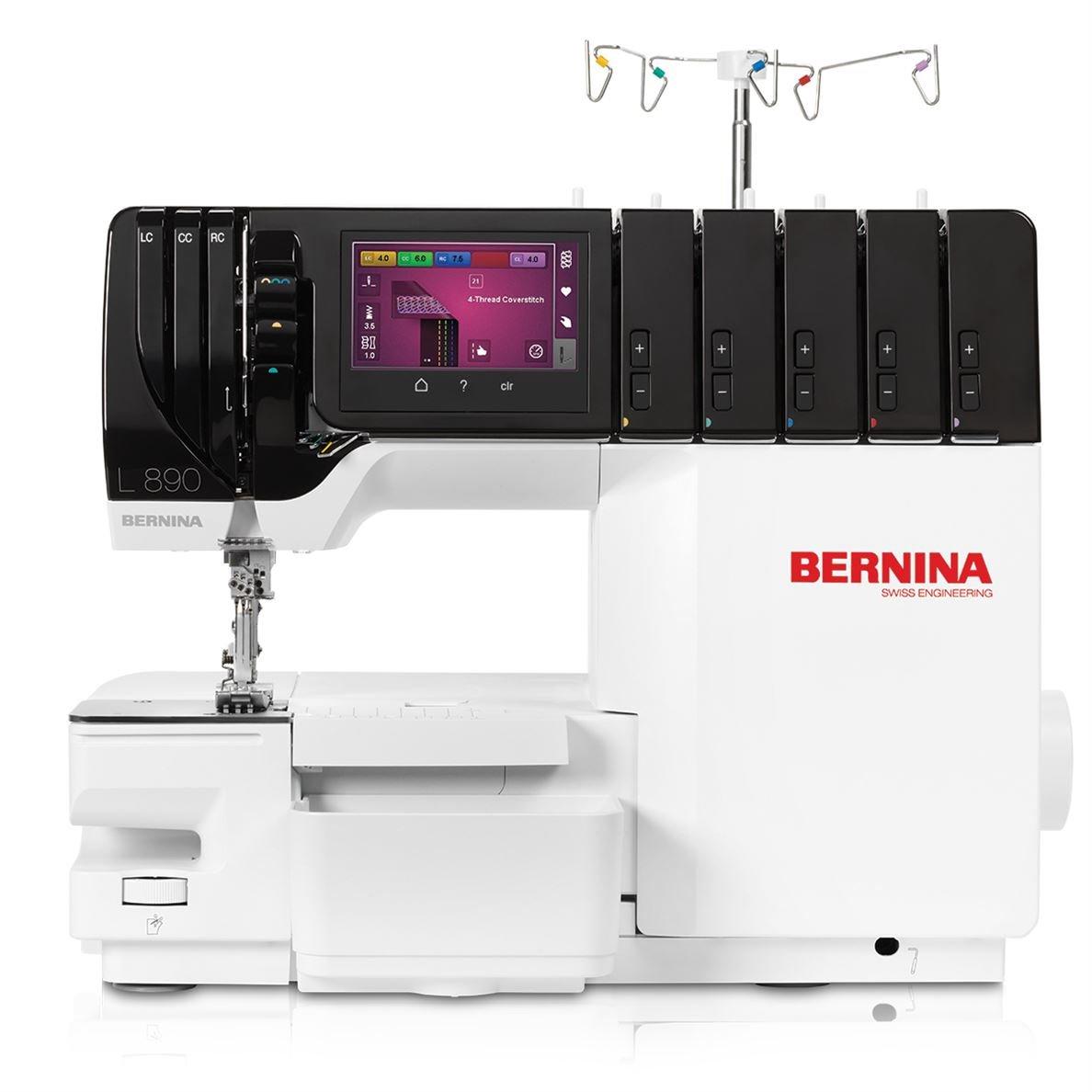 BERNINA L890 Serger