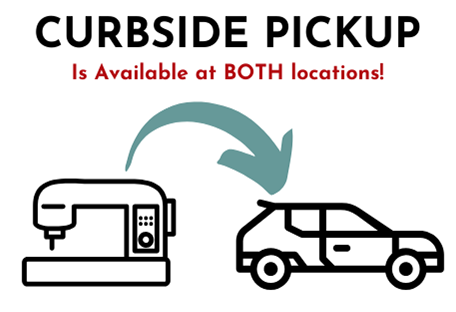 Curbside Pickup is available at both locations - Poughkeepsie and Albany