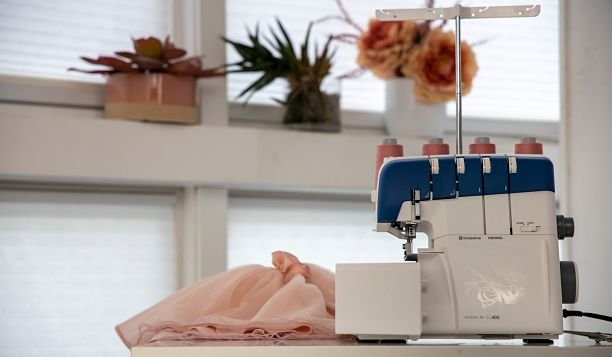 Viking Amber S400 Serger
