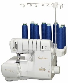 Baby Lock Evolution Serger