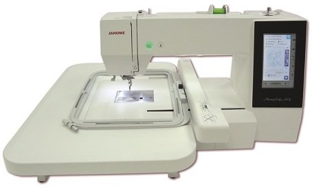 Memory Craft 500E with Extension Table