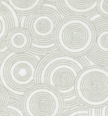Get Back! Gray Circles on White