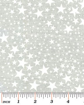 Cream Shooting Star White Wash Fade to Black