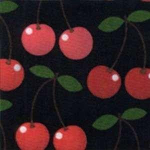 Black Cherries by Timeless Treasures