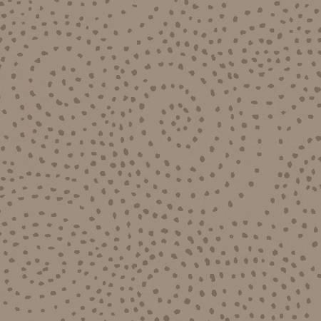 Bear Essentials 3 Swirl Dots TAUPE