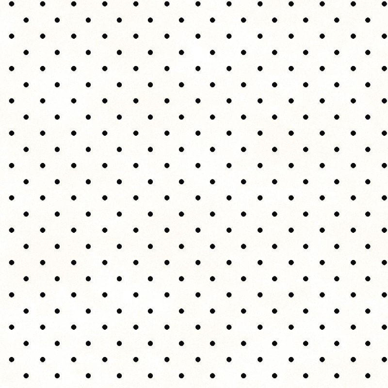 Beautiful Basics Classic Dot White/ Black