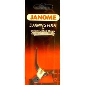 Janome Darning Foot Oscillating 5mm