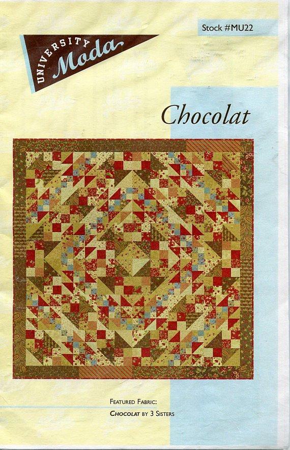 Moda U Chocolat Pattern