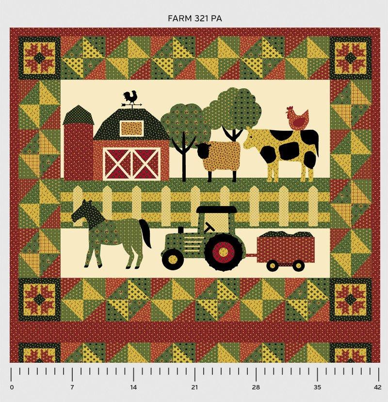 Farmhouse Panel 321PA