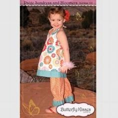 Paige Sundress and Bloomers