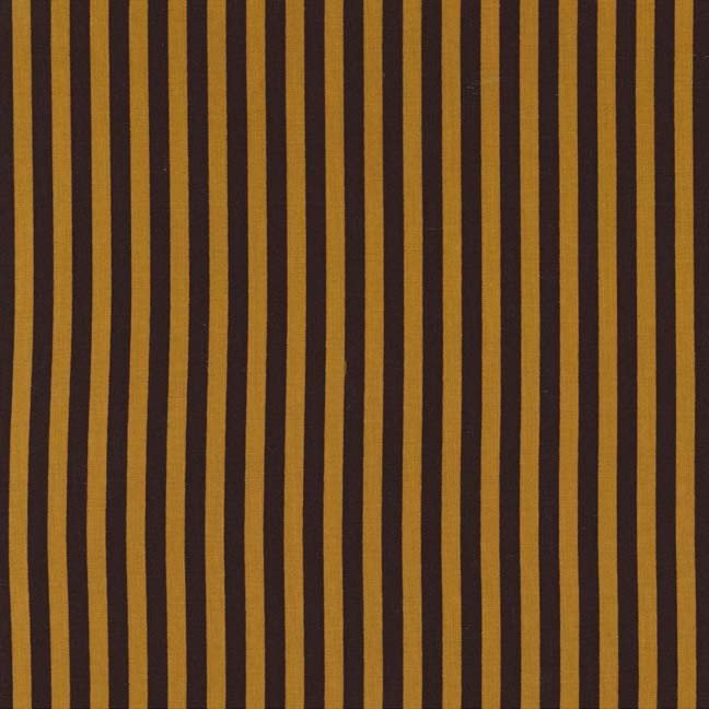 Clown Stripe by Michael Miller Cappacino