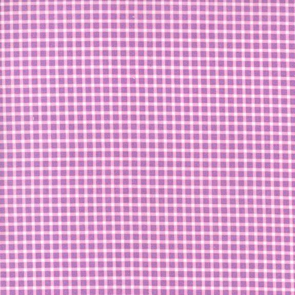Cute Plaid - Purple - Michael Miller