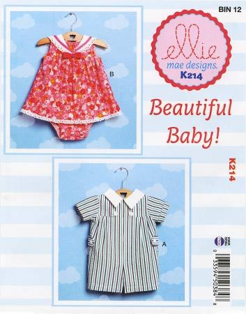 Babies' Romper Sailor Dress and Panties