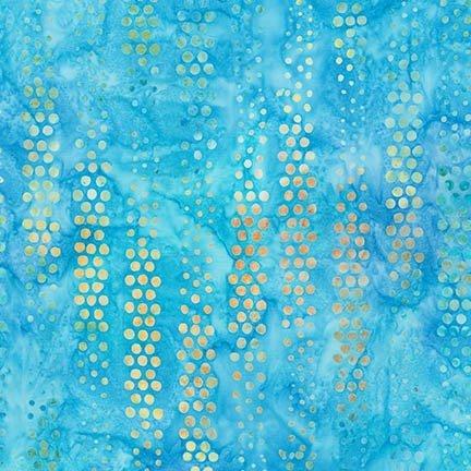 Artisan Batiks: Elementals Dots N Spots - AMD-15010-79 - Copen