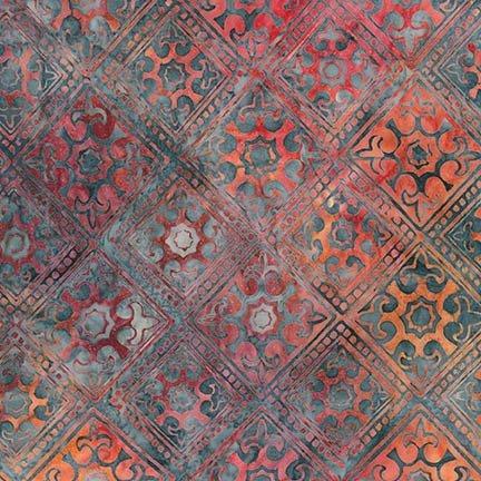Artisan Batiks: Lafayette 2 - AMD-14980-97 - Rose